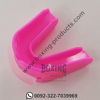 Pink Mouthguard