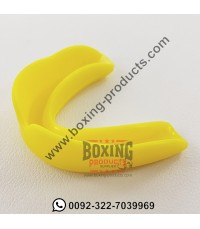 Yellow Mouth Guard