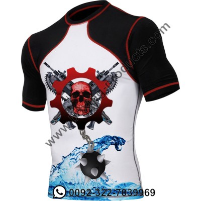 Men Rash Guard
