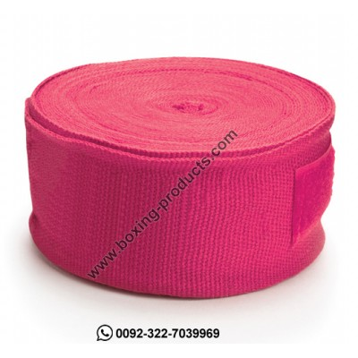 Pink Hand Wraps